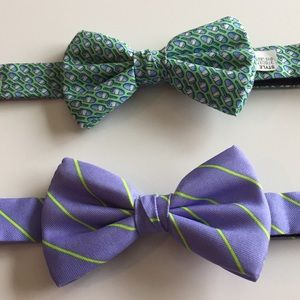 Vineyard Vines Bow Tie (set of two)